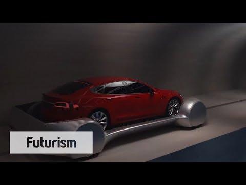 Musk Released New Footage of the LA Loop
