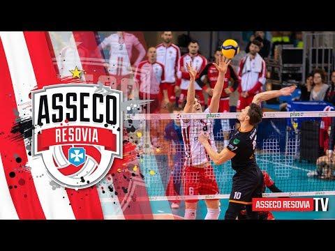 Kulisy meczu Asseco Resovia Rzeszów - Jastrzębski Węgiel