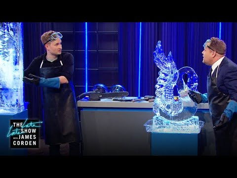 connectYoutube - Ice Sculptor: Amazing Demonstration