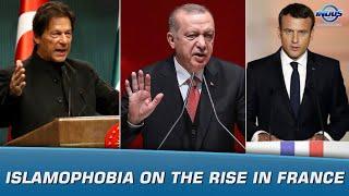 Islamophobia on the rise in France   News Bulletin   Indus News
