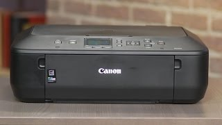 The Canon Pixma MG5620 is an attractive printer despite its high ink costs