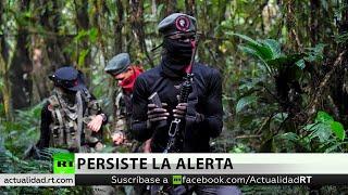 Al menos seis heridos y cortes de tráfico en el segundo día de paro armado del ELN en Colombia