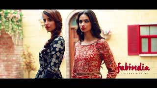 Fabindia | Red & Black Collection