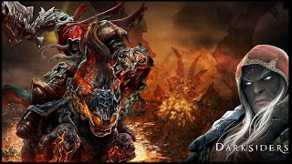 Darksiders Wrath of war part 1 full game let's play\walkthrough
