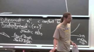 Class 2: Universality & Simple Folds