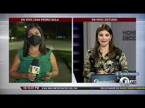 Once Noticias Estelar | Sindicato del HE realiza protesta exigiendo distintas demandas