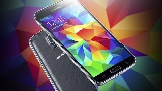 Unboxing the Samsung Galaxy S5