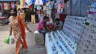 Covid-19 : l'Inde passe le cap des deux millions de cas