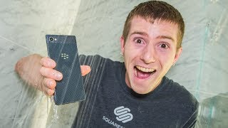 Did ANYONE ask for this?... - Blackberry Motion Classic Unboxing