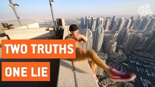 Two Truths and a Lie | Heights Edition