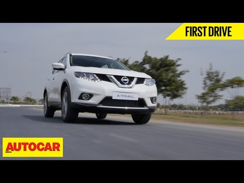Nissan X-Trail Hybrid | First Drive | Autocar India