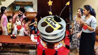 Actor Nandu Birthday Celebration With His Family   IG Telugu - IGTELUGU