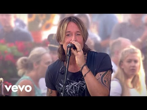 Keith Urban - Never Comin Down (Live From The TODAY Show)