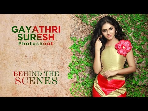 Exclusive Gayathri Suresh Photoshoot