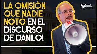 Lo que Danilo Medina OLVIDÓ Decirle al pueblo Dominicano  ????????????