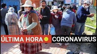 BOLIVIA VOLVERÁ A LA NORMALIDAD DESDE LUNES