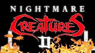 Nightmare Creatures 2 (Alberto Blaze) -Wallace- Walkthrough HD