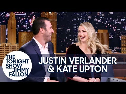 Justin Verlander and Kate Upton Missed Their Wedding Because of the World Series