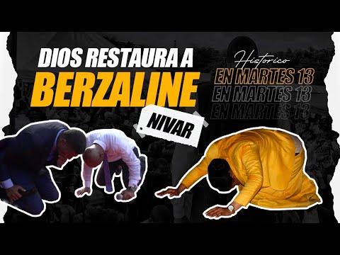 Restauración De Berzalini Nivar Pastores Luis Juma Y Joni El Indio Oran Por Ella