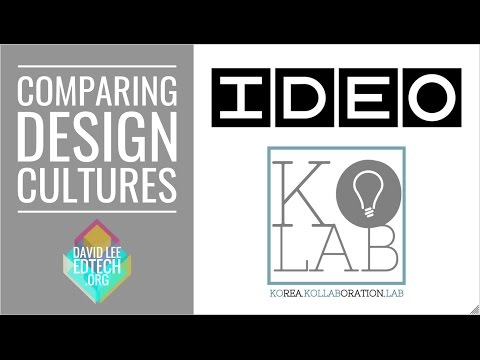 Comparing our #Makerspace's #design culture with #IDEO's