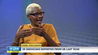 Urgent Call To Action To Prevent Imminent Deportation Of Jamaicans From UK| Panel Discussion | CVMTV