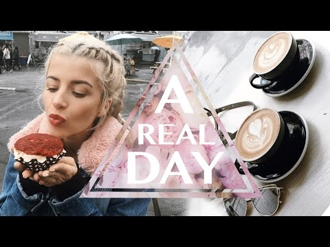 A REAL DAY IN MY LIFE {NYFW Edition}