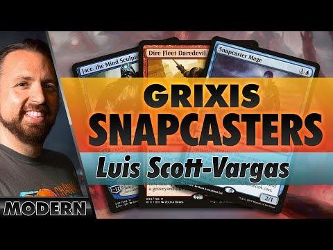 Grixis Snapcasters - Modern   Luis Scott-Vargas