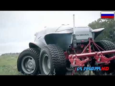 ROBOTICS: AVRORA ROBOTICS and НАМИ [1080p]