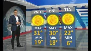 El Clima de Bolivisión: Pronóstico del 14 de junio del 2021