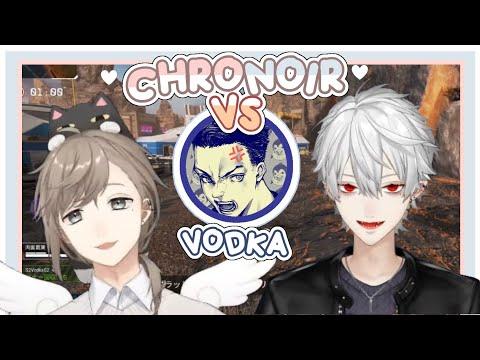 [Nijisanji]-ChroNoiR-กับการหัก