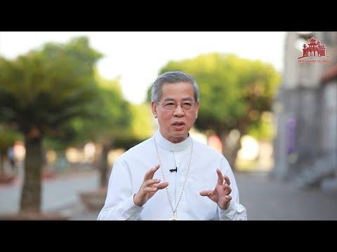 """Phóng sự đặc biệt: Phỏng vấn Đức TGM Giuse Nguyễn Năng về cuộc thi Phim Tài liệu """"Giáo xứ quê tôi"""""""
