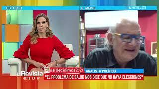 ¿Postergar las subnacionales, la opinión de Carlos Valverde
