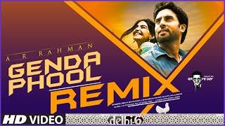 A R Rahman: Genda Phool - REMIX | Delhi 6 | Abhishek Bachchan,Sonam Kapoor | Groovedev - TSERIES