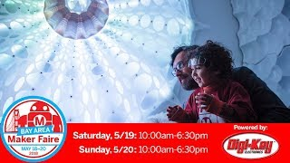 Maker Faire Bay Area: Saturday 5/19