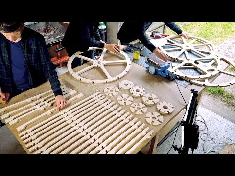 Programming Wheel Skeleton - Building MMX Ep.#7