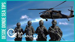 ¿Qué misión van a cumplir los 800 marines que llegaron a Colombia
