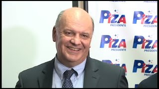 Rodolfo Piza buscará la presidencia desde el Partido Nuestro Pueblo