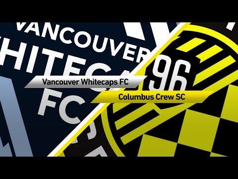 Highlights: Vancouver Whitecaps FC vs. Columbus Crew SC | September 16, 2017