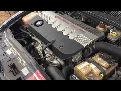 Alfa-Romeo 156 2001 m dalys