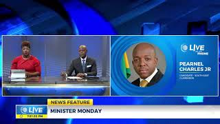Campaigning  In South East Clarendon | Minister Monday | CVMTV