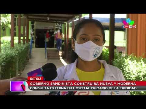 Construirán nueva y moderna consulta externa en el Hospital Primario de La Trinidad