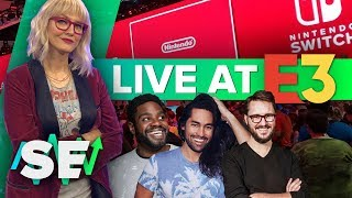 The best of E3 2018 according to Wil Wheaton, Ron Funches and Patrick Rash | Stream Economy #8