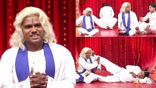 Ayyare Yoga Master Hilarious Skit - Jabardasth Phani Performance - Kiraak Comedy Show - MALLEMALATV