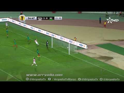 حسنية أكادير 3 - 0 جيما أبا جيفار هدف ميروسلاڤ