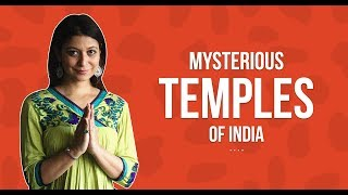 video of Mysterious temples of Ind