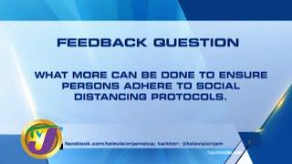 TVJ News: Feedback Question - April 1 2020