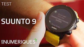 vidéo test Suunto 9 par Les Numeriques