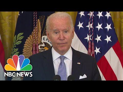 NBC News NOW Full Broadcast – July 29, 2021