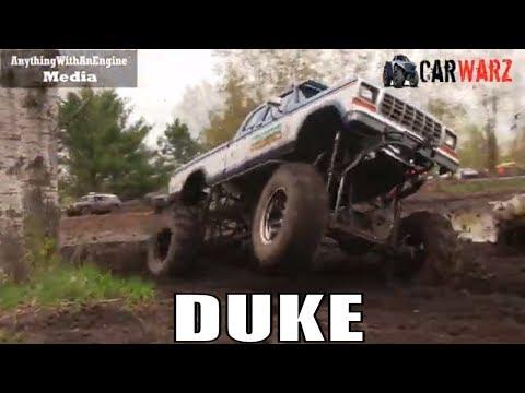 Big DUKE Ford Mega Truck Mudding At Mud Madness Spring Opener 2019