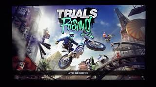Vidéo-Test : Trials Rising Nintendo Switch Portable: Test Video Review Gameplay FR HD (N-Gamz)